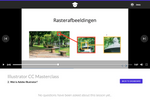Video lesson page