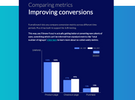 Comparing conversion metrics